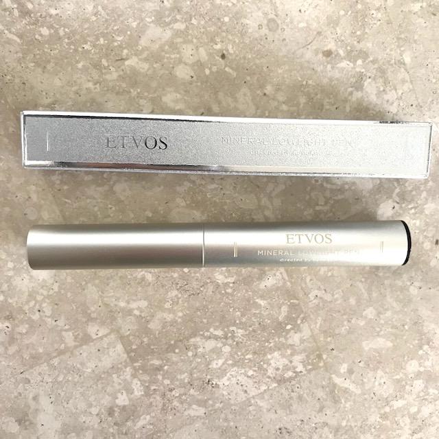 エトヴォスのミネラルローライトペン