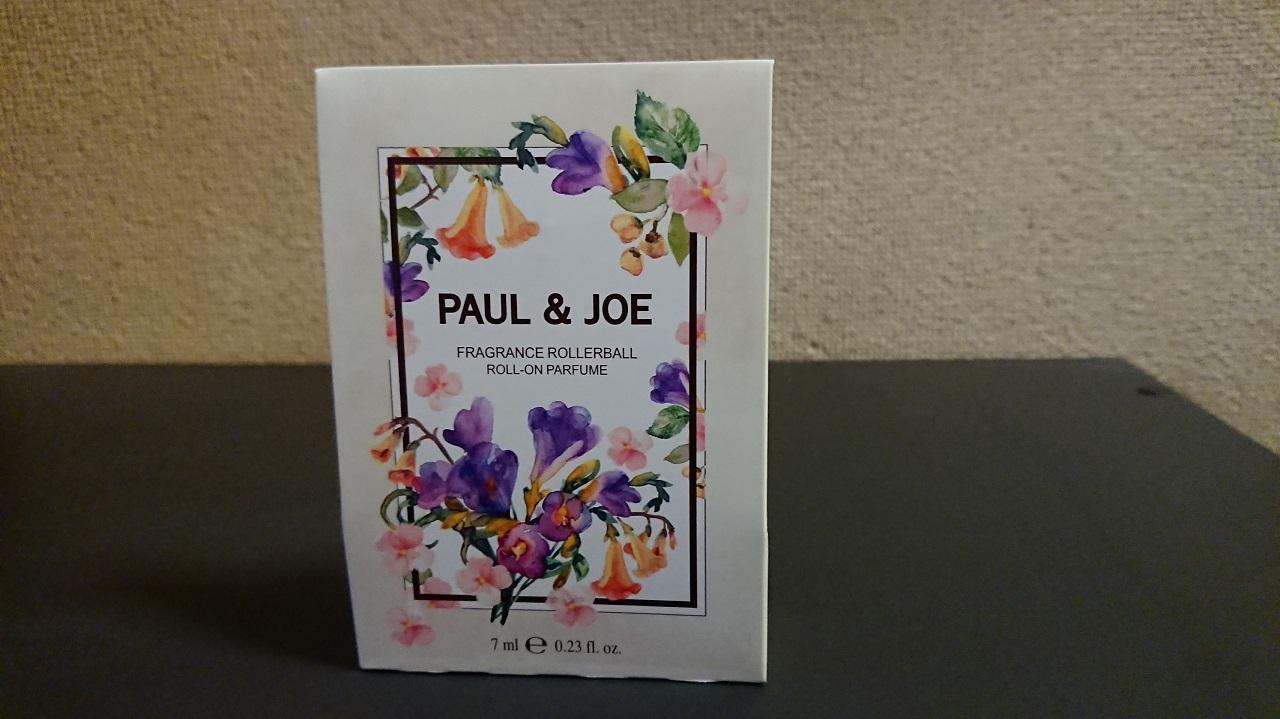ポール&ジョー フレグランス ロールオン