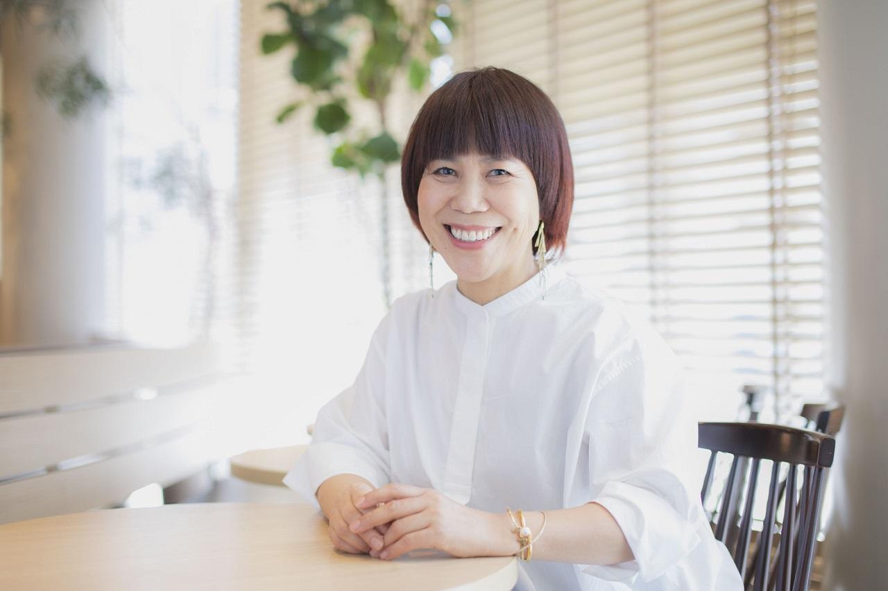 山本浩未(やまもと・ひろみ)さん ヘア&メイクアップアーティスト。