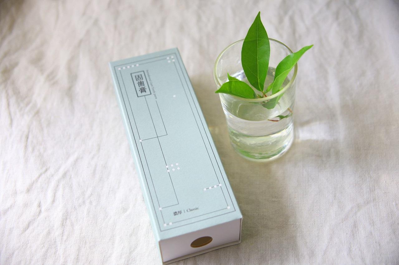 固歯膏|濃厚(150g)/定価360台湾ドル