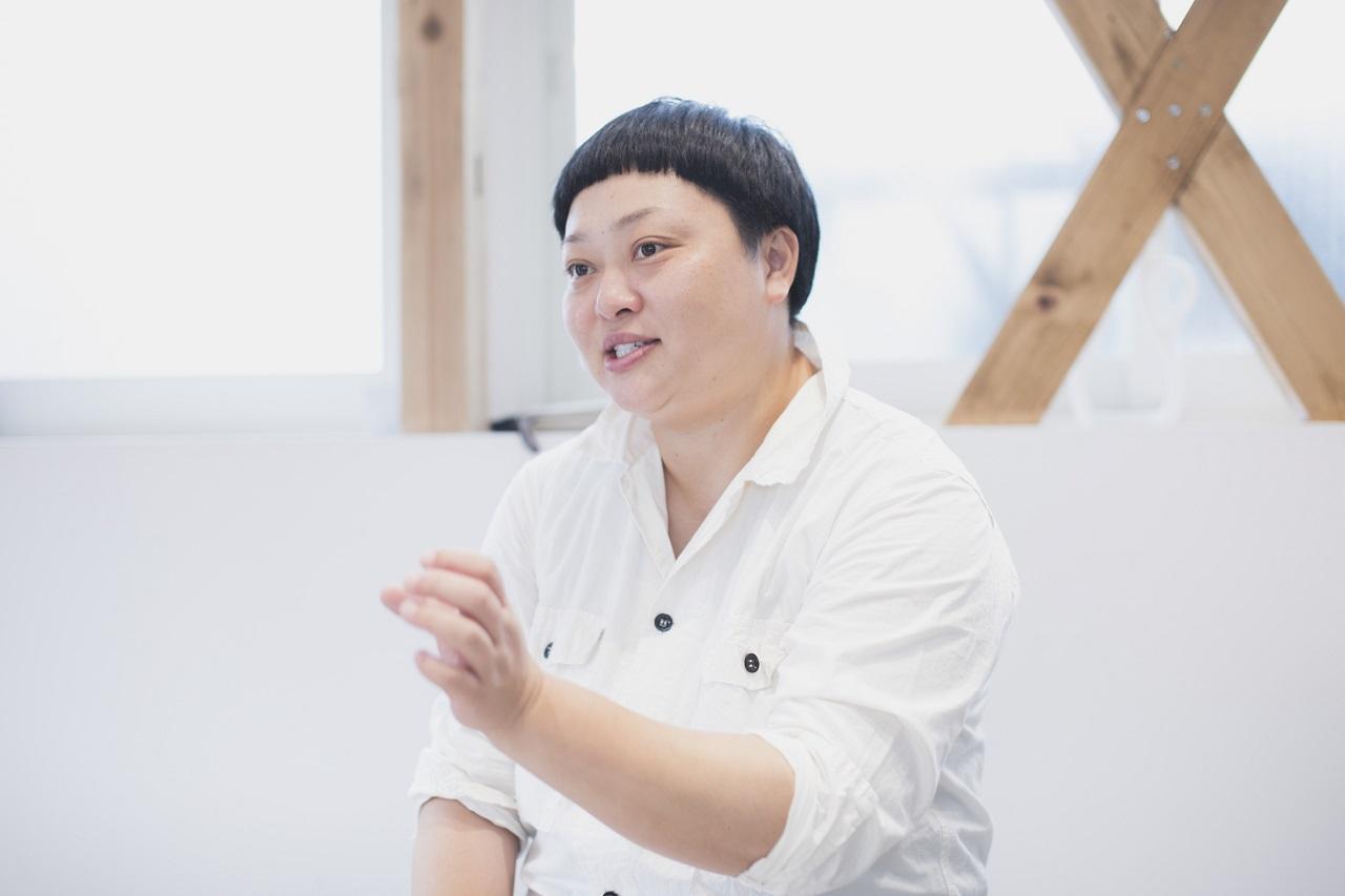 ヘア&メイクアップアーティスト 赤松絵利さん