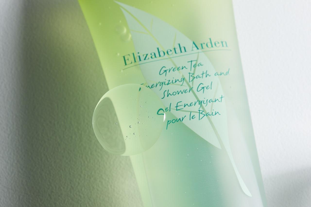 エリザベスアーデンのグリーンティーバス&シャワージェル