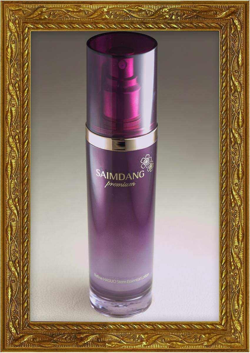 美肌のための韓方(はんばん)成分などの美容成分を38種(約90%)配合した美容液のようなエイジングに特化した化粧水。サイムダン プレミアム パワーリフト 美容液化粧水(サイムダン プレミアム QVC)