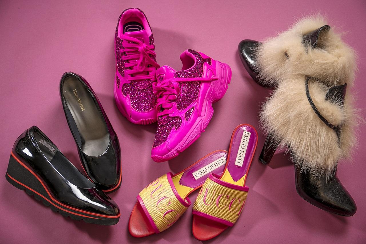 地に足を着ける生き方が大事。「人生という道を共に歩んでくれる靴も、美しさと実用性を重視して選びます」
