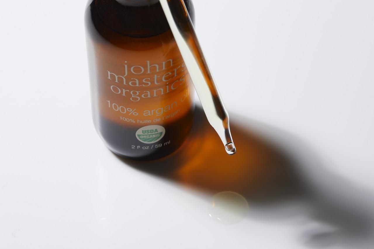 ジョンマスター オーガニックのアルガンオイル
