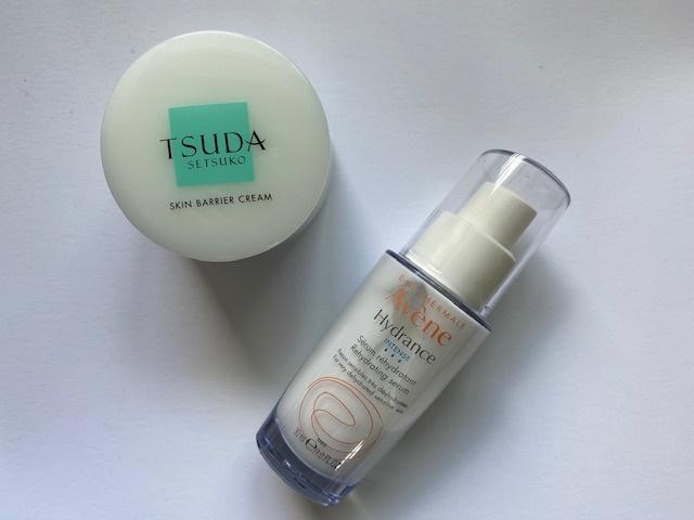 ワックスは保湿に特化していて、肌を外的刺激から保護し、しっかり守ってくれるものを選んでください。肌が敏感な時にも使えるやさしいワックス2品はこちら。(写真左)TSUDA スキンバリアクリームhttps://www.tsuda-cosme.com/cream/ (右)アベンヌ イドランス セラム インテンス https://www.avene.co.jp/products/sc/17/